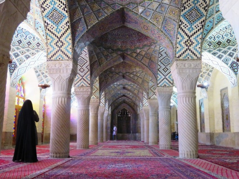 The best of Shiraz: Iran's center of poetry and beauty